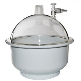 Vacuümstolp 4,35 liter polycarbonaat