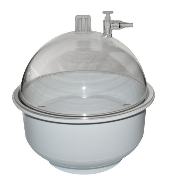 Vacuümstolp 10 liter polycarbonaat
