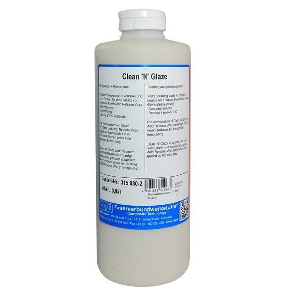 Formula Five ® Clean N Glaze schoonmaak + polijst pasta