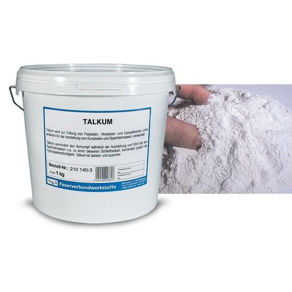 Talkpoeder (magnesium silicaat)