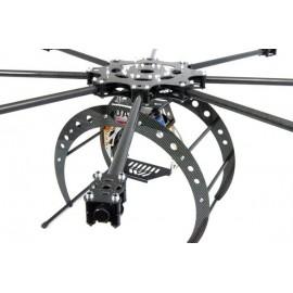 CW 8 UAV frame