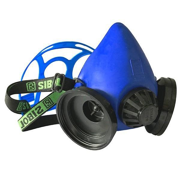 Seybol gasmasker Respir II (Deluxe)