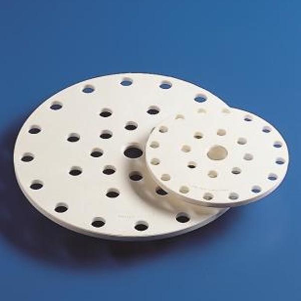 Geperforeerde platen voor in de vacuümstolpen