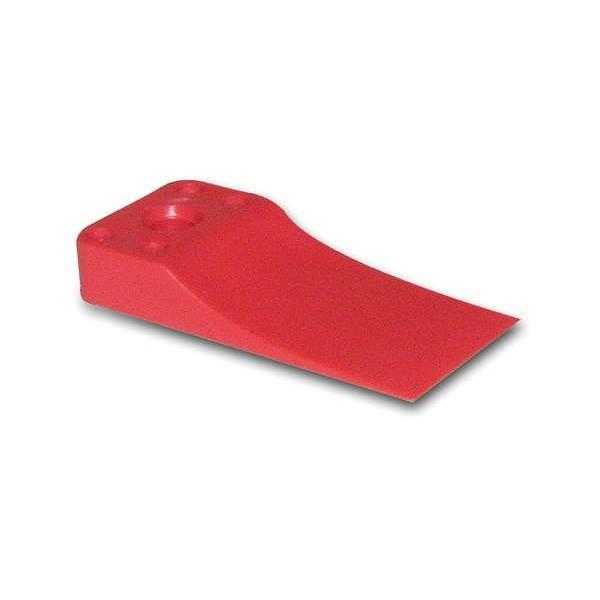 Wig voor het lossen van mallen rood (40 x 20 mm)