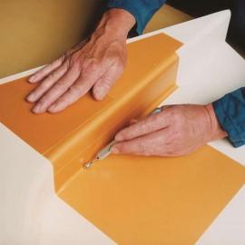Wax plaat