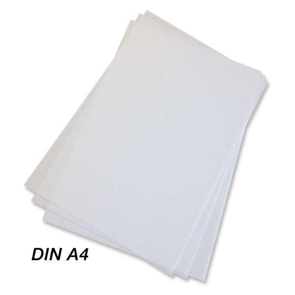 Printbaar vlies, wit