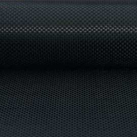 Carbon 160 g/m² , Vierkant spread, 100 cm breed