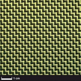 Carbon / Aramide 210 g/m² (aero) keper, 100 cm breed