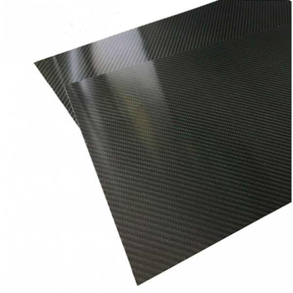 Stylight Thermoplastische Carbon plaat 500 x 310 mm