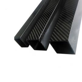 Custom made carbon buismateriaal