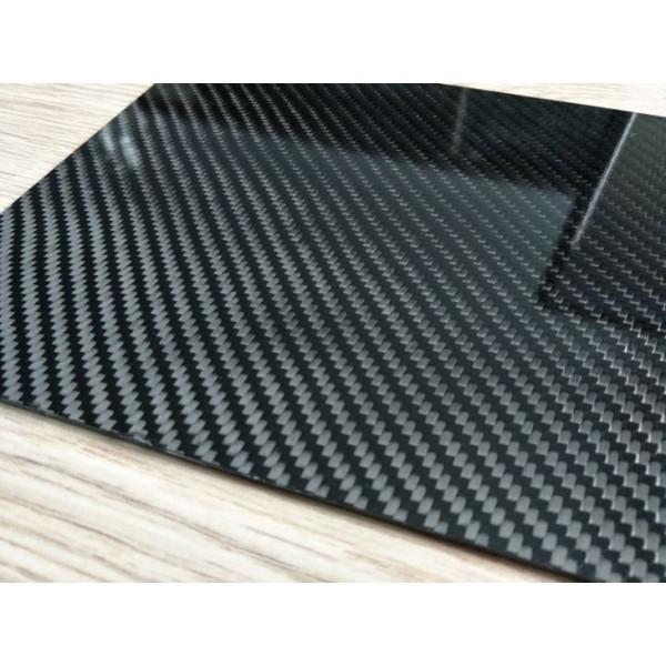 custom made carbon plaatmateriaal