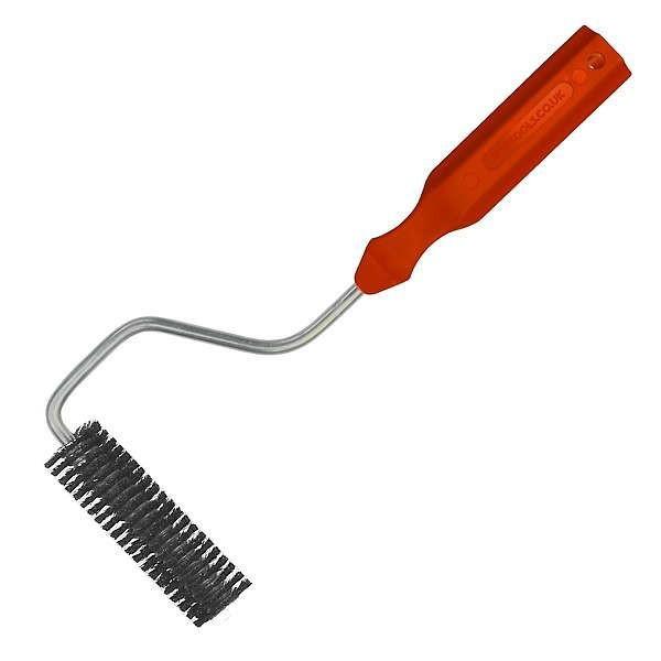Brittle Brush Roller