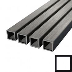 DPP™ Carbon Buis vierkant gepultrudeerd