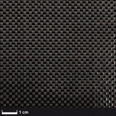 Carbon 200 g/m², Vierkant, 100 cm breed