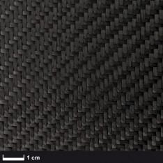 Carbon 200 g/m², Keper, 100 cm breed