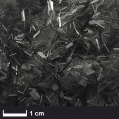 Carbonvezel vlokken 3 mm