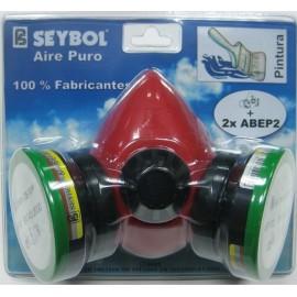 Seybol respirator RESPIR II + 2 filters