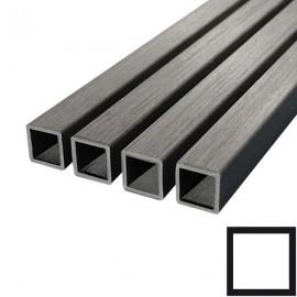 Carbon Buis Vierkant (gepultrudeerd epoxy carbon)