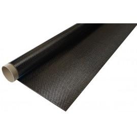 Carbon Weefsel 204 g/m² (aero), 100 cm breed,  keper geweven,