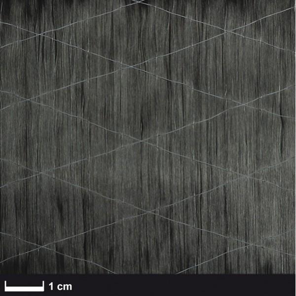 Carbon Legsel NCF UD UHM 250 g/m² breedte 24,4 cm