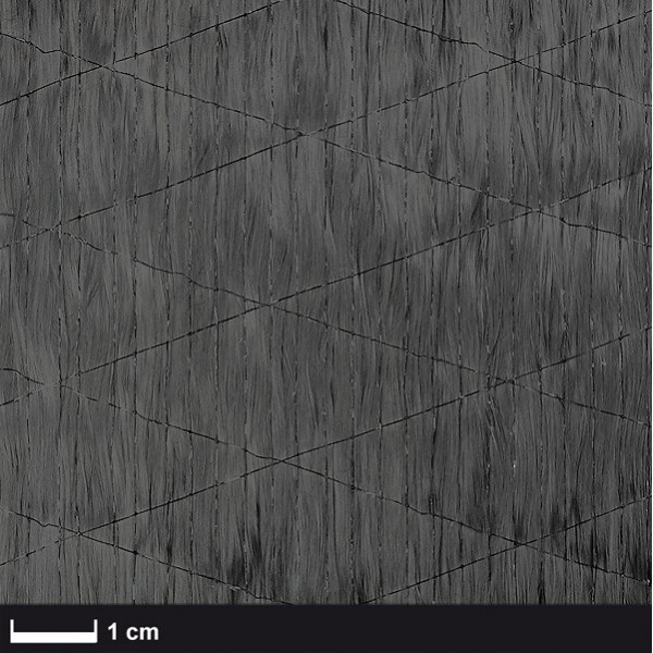 Carbon Lefsel NCF UD 400 g/m²  50 cm