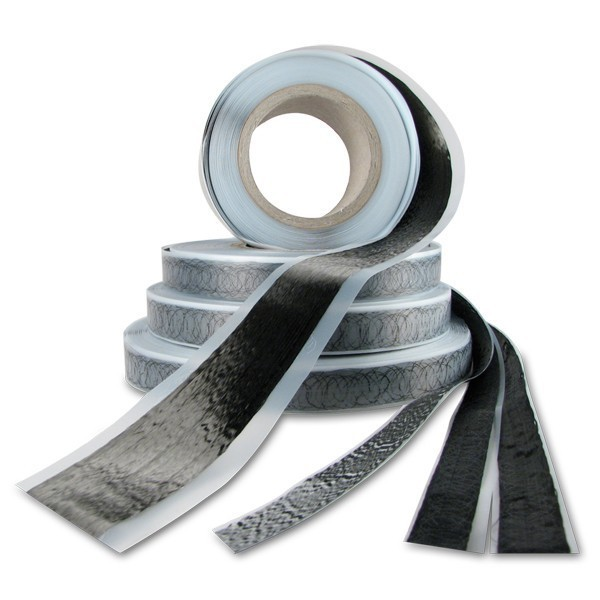 TeXero ® carbon tape 65 g/m² HM, breedte 20 mm