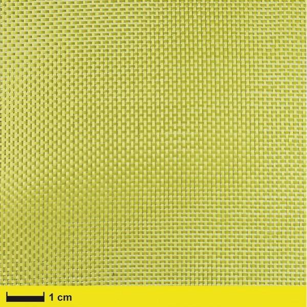 Aramide weefsel 36 g/m² vierkant geweven, 100 cm breed
