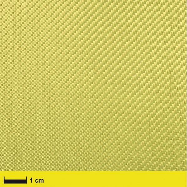 Aramide weefsel 110 g/m²  keper geweven, 100 cm breed