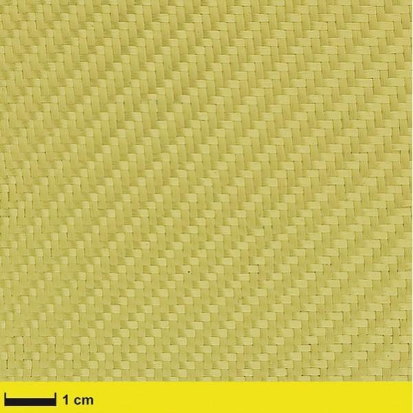 Aramide weefsel 170 g/m²  keper geweven, 100 cm breed