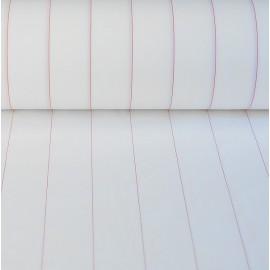 Scheurweefsel Peelply 64 g/m², 50 cm breed vierkant geweven