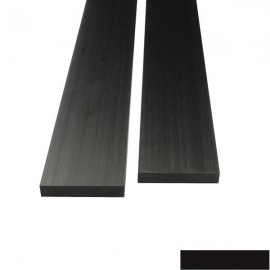 Carbonvezel strip gepultrudeerd,  50 x 10 mm