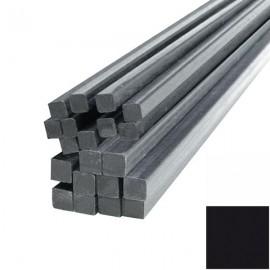 Carbonvezel vierkante staaf gepultrudeerd