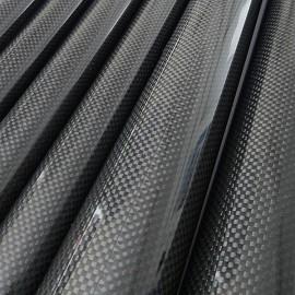 Carbon Buis Gewikkeld (vinylester) D 4 ~ 20 mm
