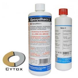 Epoxyhars L + Verharder S (15 min)