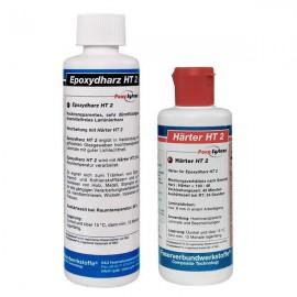 Epoxyhars HT2 + Verharder HT2 (set van 2 componenten)