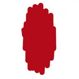 Universele kleurpasta brandweer rood (RAL 3000)