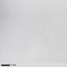 Glasvezel Weefsel 163 g/m² silaan afgewerkt, vierkant geweven