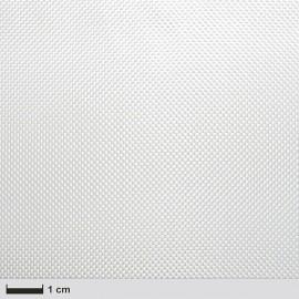Glasvezel weefsel  163 g/m² (Aero), vierkant geweven, 130 cm breed