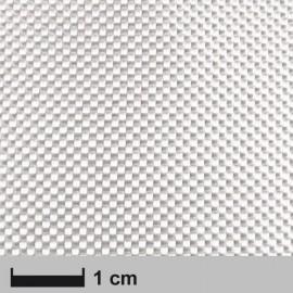 Glasvezel weefsel 280 g/m² vierkant geweven, 100 cm breed