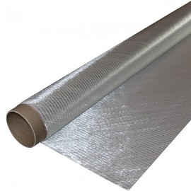 Glasweefsek NCF,  430 g/m² (biaxiaal, silaan) 127 cm