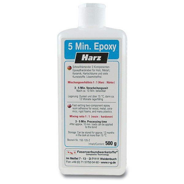 5 Minuten Epoxy  (epoxyhars)