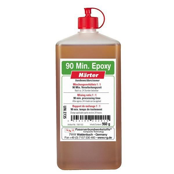 90 Minuten Epoxy (Verharder), 960 gr