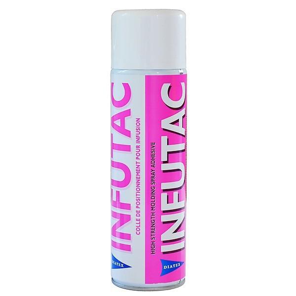 Spuitlijm Infutac (helder) 500 ml