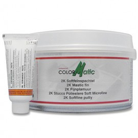 Colormatic 2K Soft fine plamuur wit