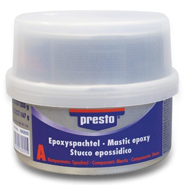 Prestolith Epoxy filler + Hardener (set)