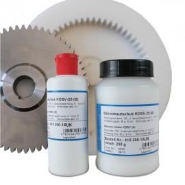 Silicone rubber KDSV-25 (set van 2 componenten)