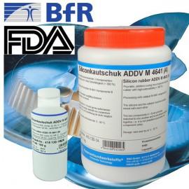 ADDV M 4641 2 componenten, gietbaar, additie-verhardend