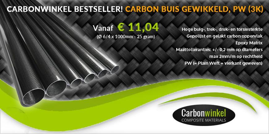 carbon buizen
